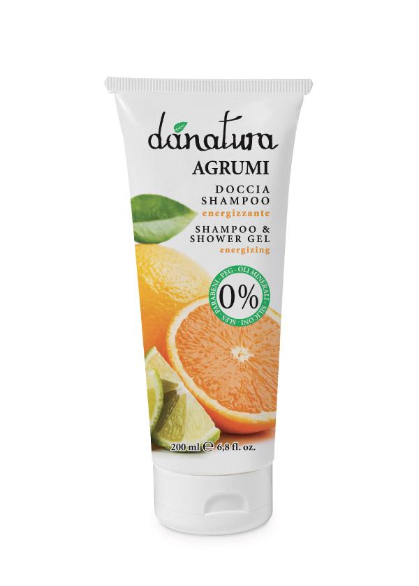 Danatura Doccia Shampoo Agrumi