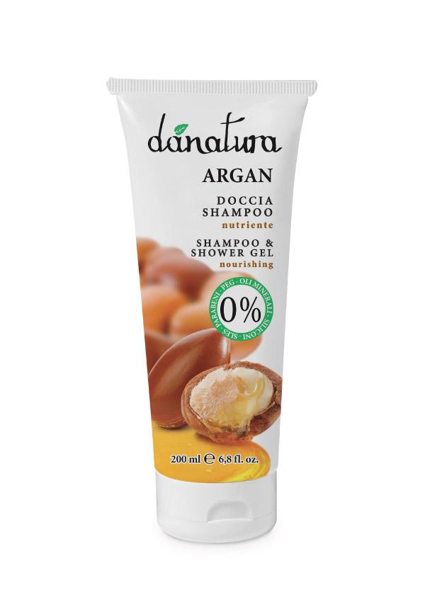 Danatura Doccia Shampoo ARGAN