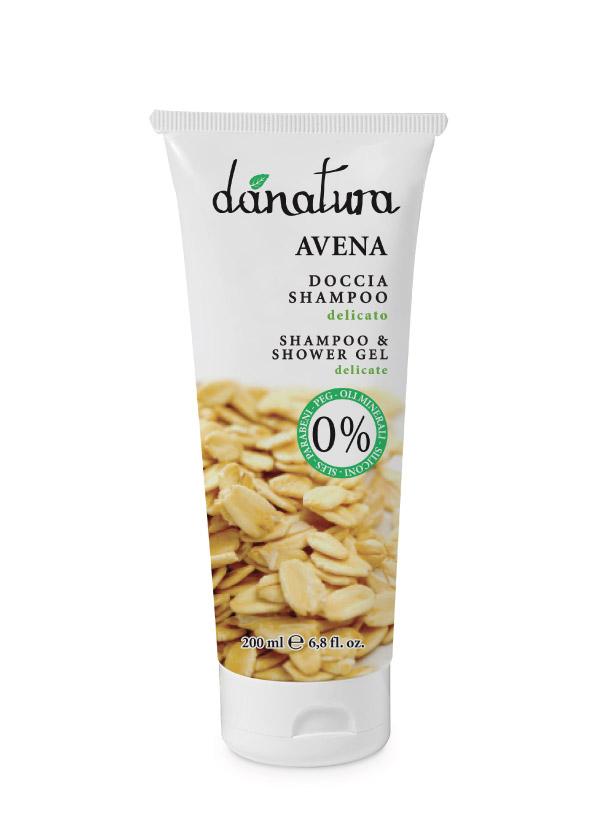 Danatura Doccia Shampoo AVENA