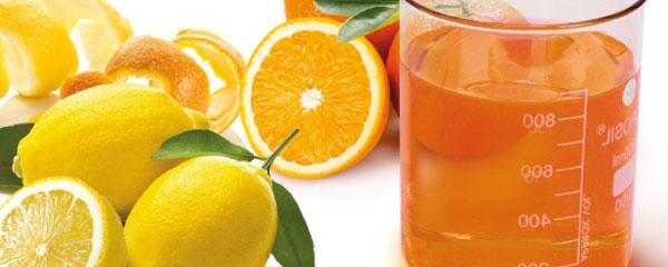 Danatura Principio attivo Estratti BIO di Arancia e Limone